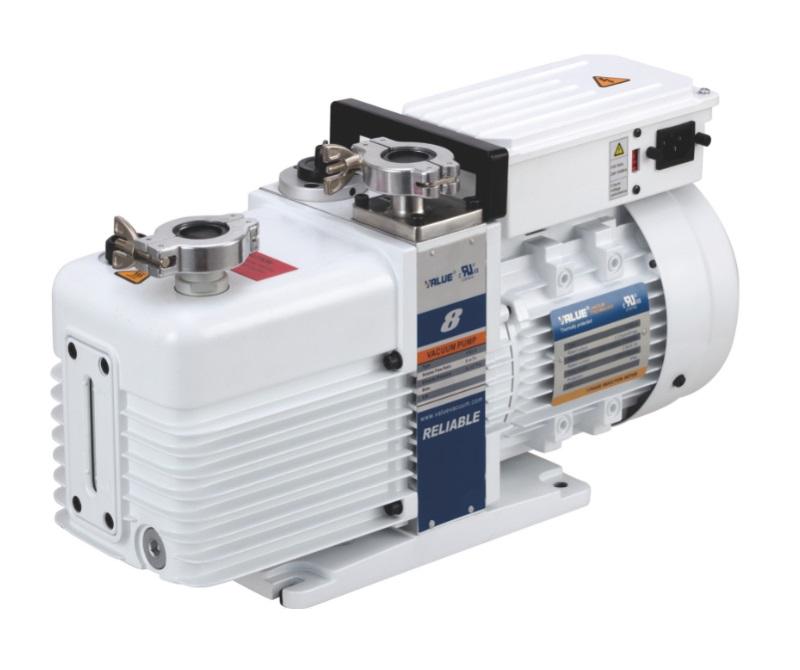 Пластинчато-роторный насос VRD 8