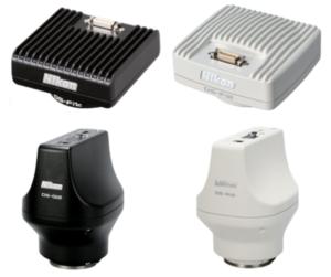 Камеры для микроскопов