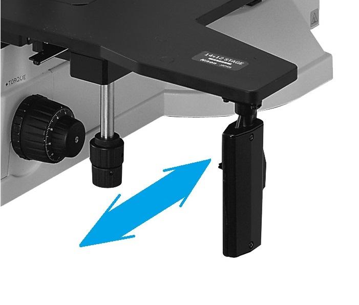 Предметный столик микроскопа