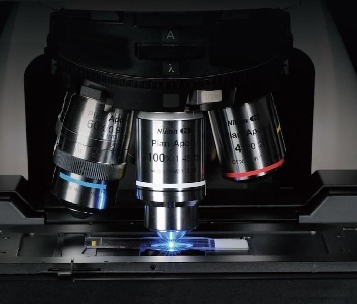 Револьверная головка микроскопа