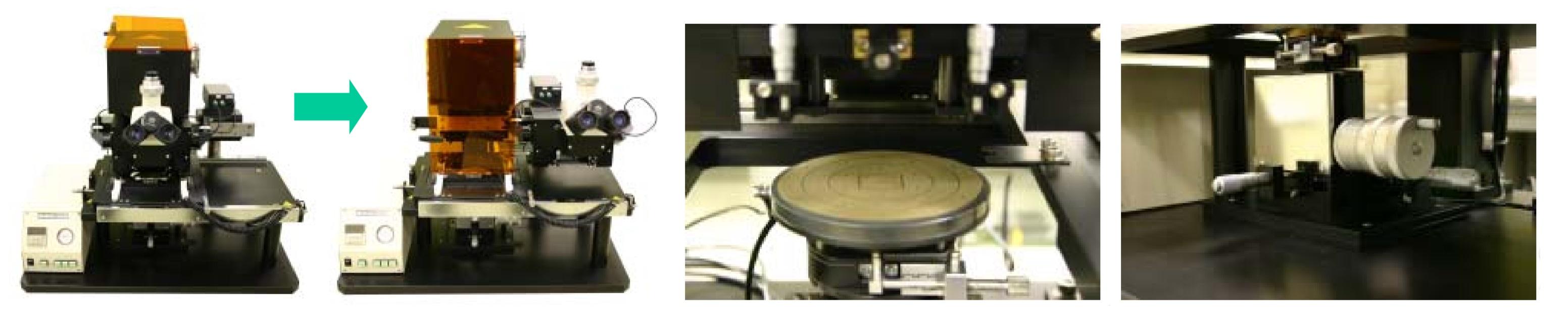 Фотолитография установки