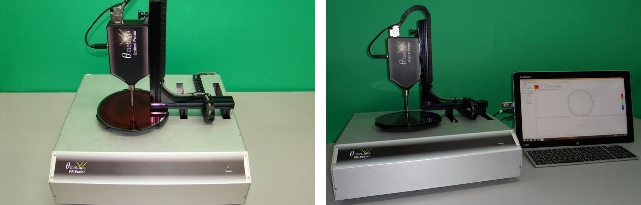 Рефлектометр для измерения толщины тонких пленок
