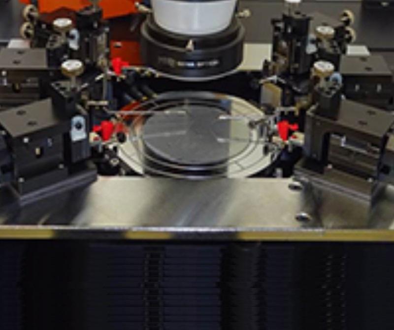 Зондовая станция для пластин 100 мм