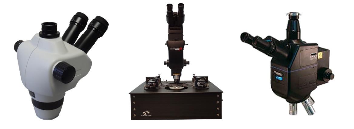 Микроскопы для зондовых станций