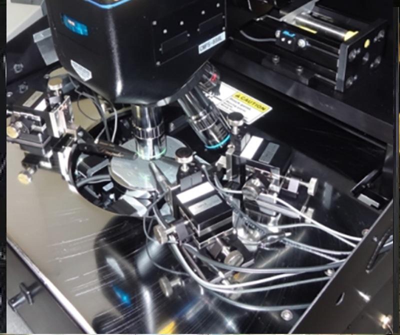 Ручная зондовая станция для пластин 200 мм
