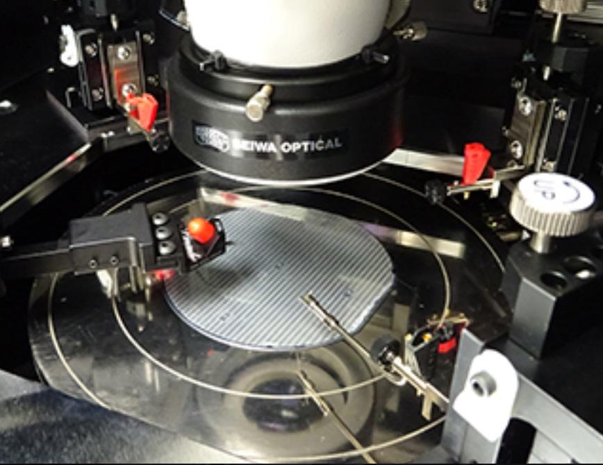 Ручная станция для микроэлектроники