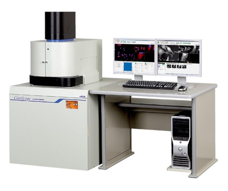 Электронный микроскоп JASM