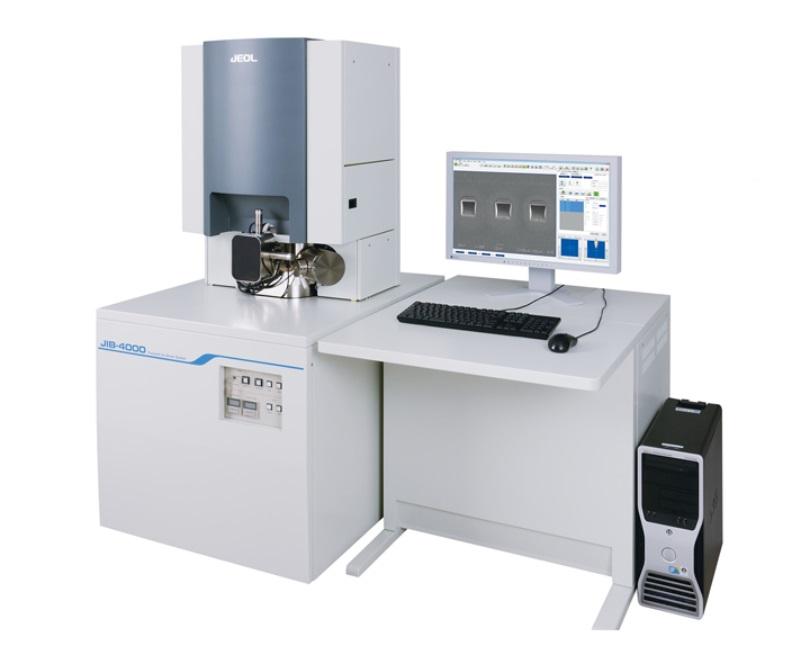 Электронный микроскоп JIB