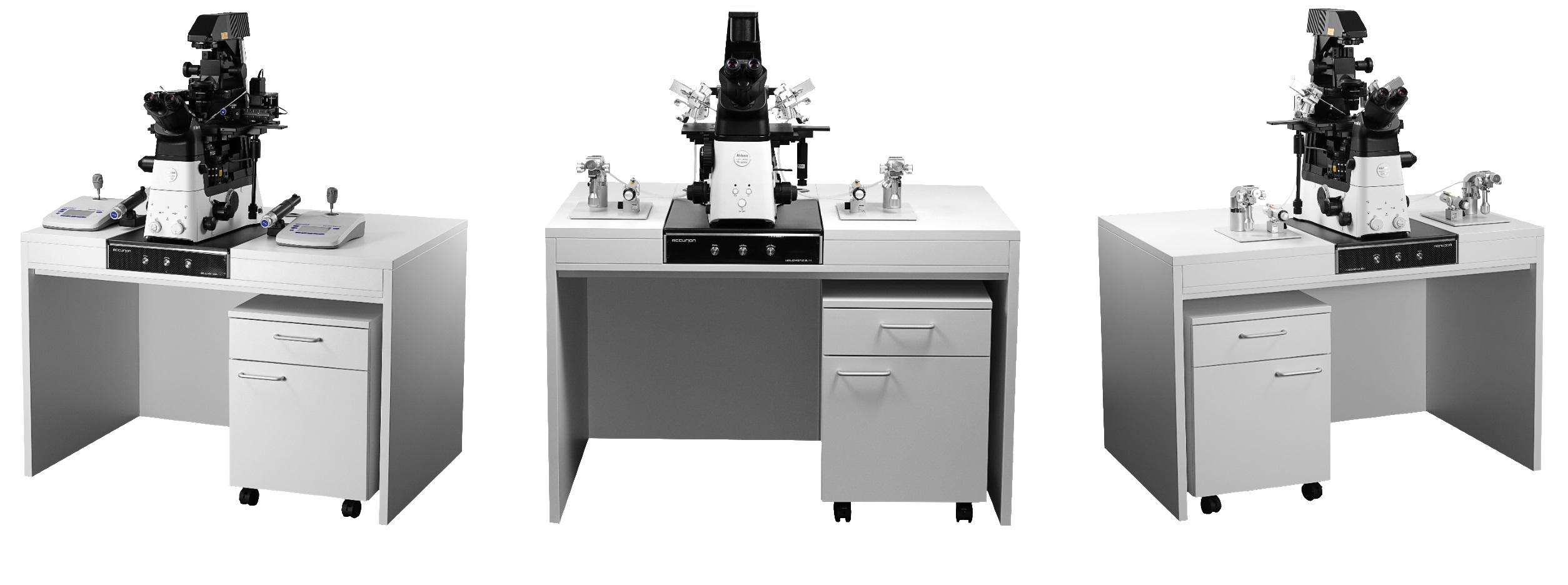 Антивибрационный стол для микроскопа Nikon Ti2