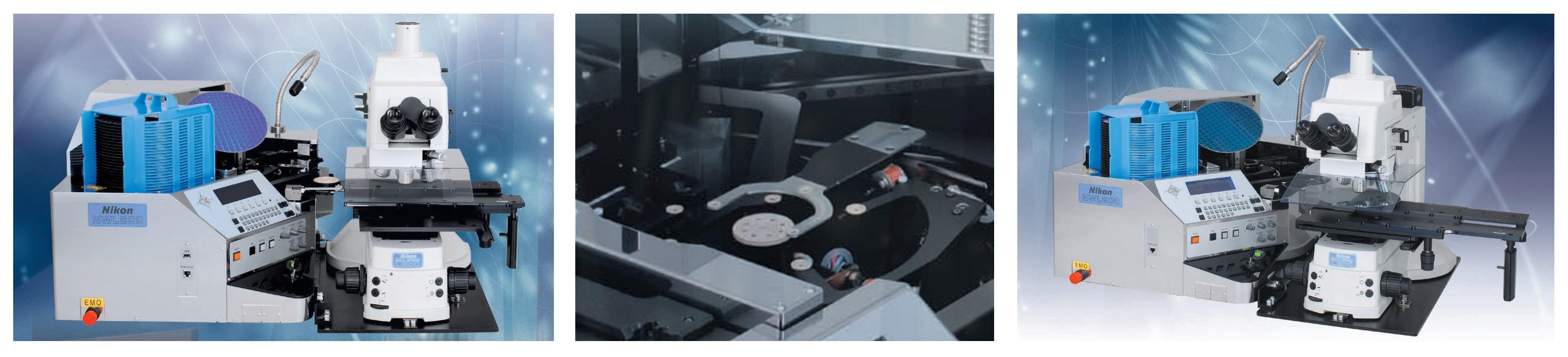 Инспекционный микроскоп NIKON LV 200
