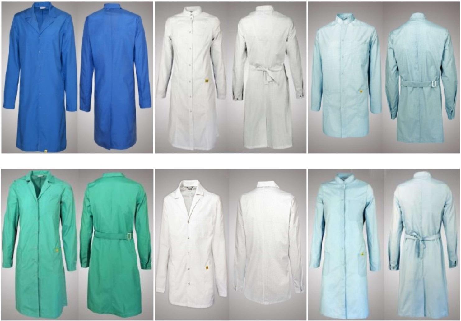 Антистатические халаты купить