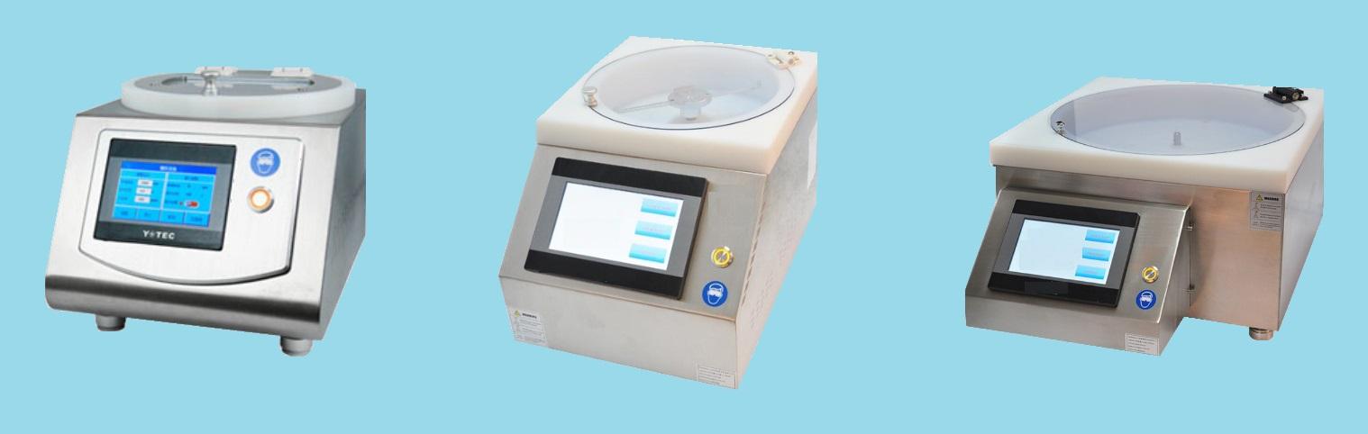Центрифуги для нанесения фоторезиста на пластины
