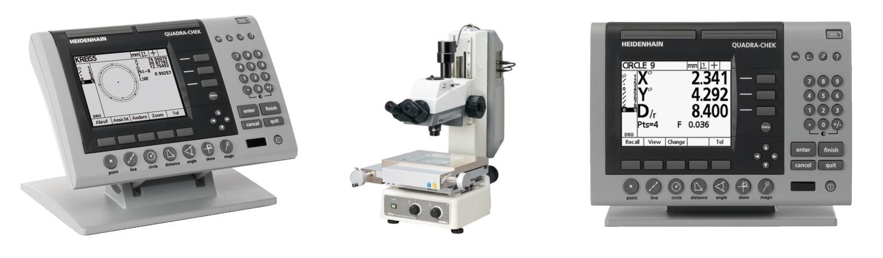 Купить измерительный микроскоп nikon mm 400 s