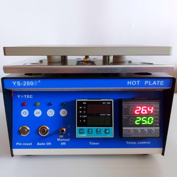 Нагревательная плита для сушки фоторезиста в наличии