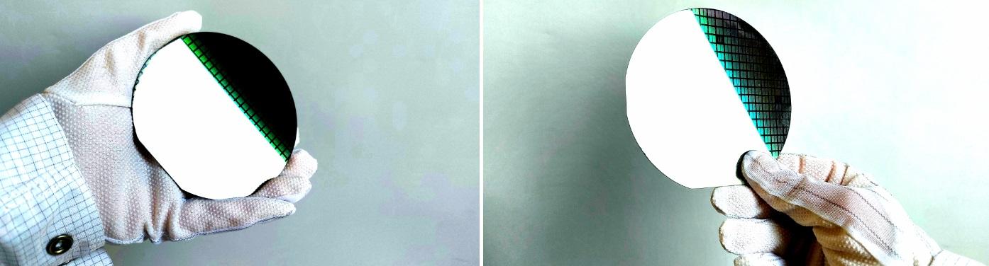 Антистатические перчатки для микроэлектроники