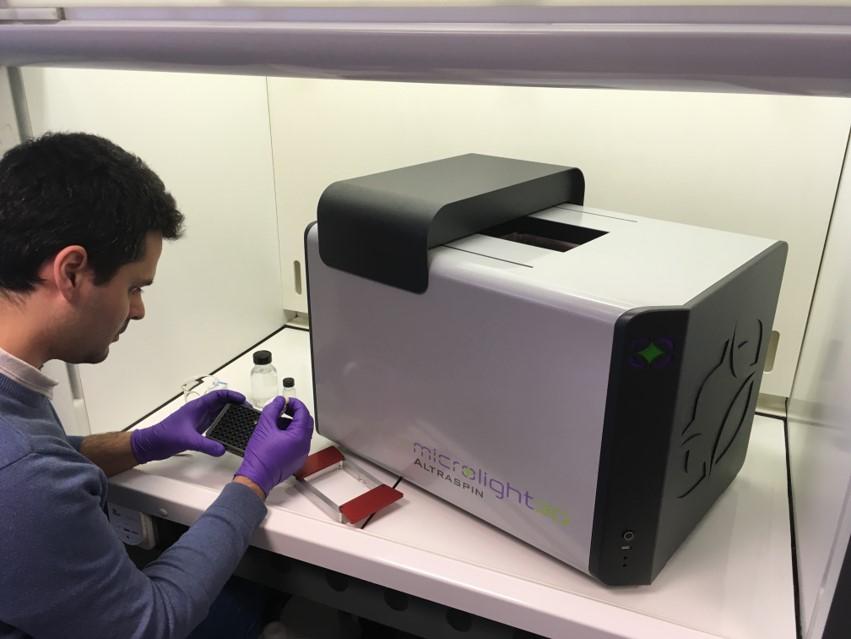 Применение установки 3d безмасковой лазерной литографии