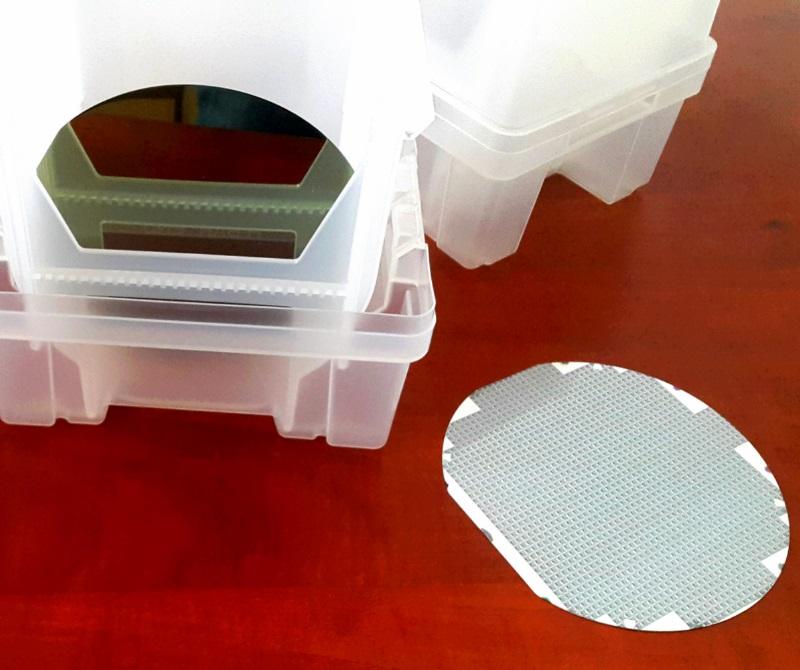 Тара для полупроводниковых пластин 150 мм