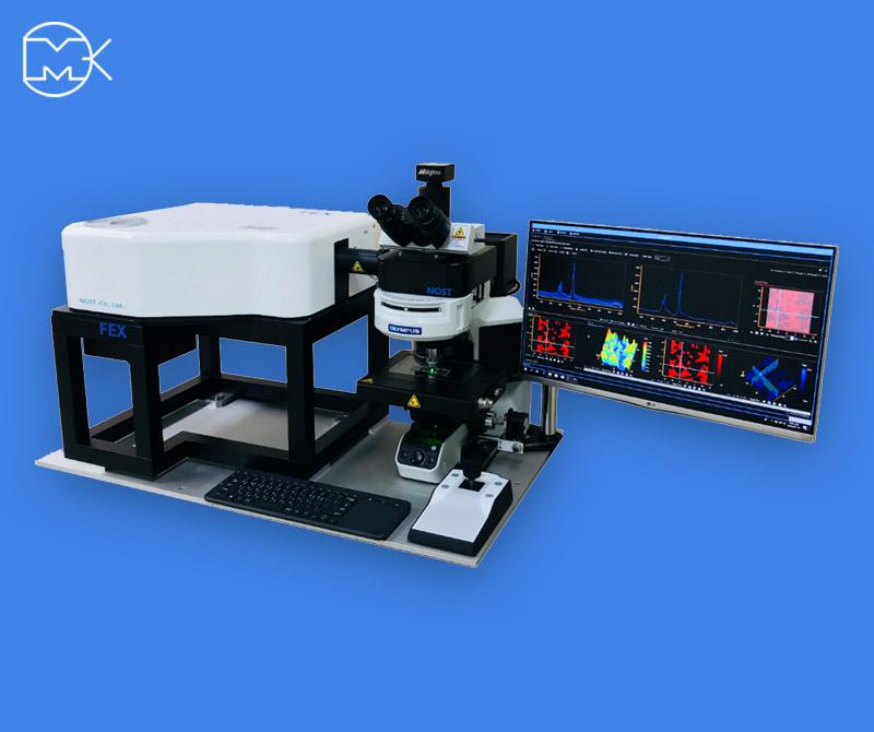 Рамановский микроскоп HEDA