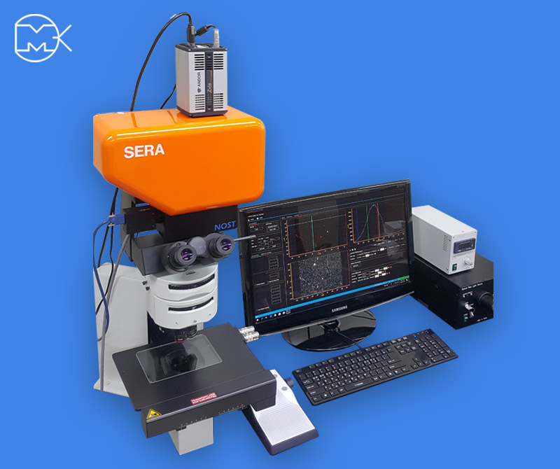 Рамановский микроскоп SERA