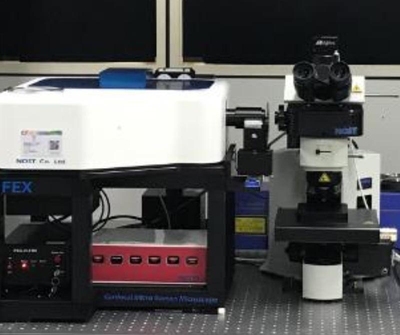 Конфокальный рамановский микроскоп HEDA
