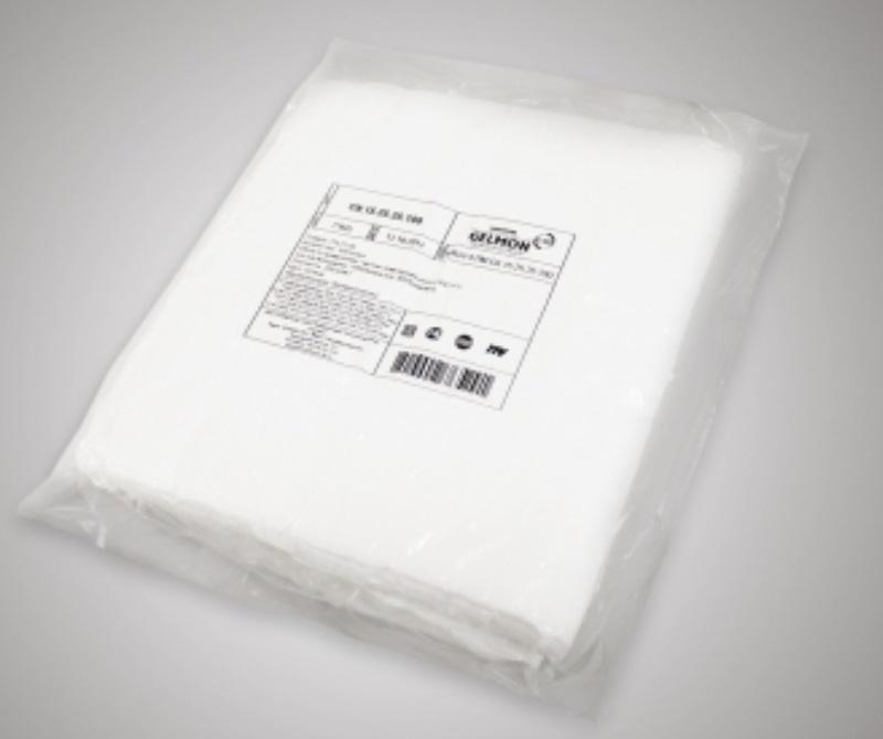 Салфетки для чистых помещений класса ИСО 4-6