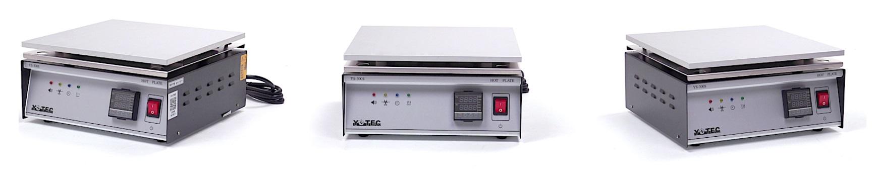 Нагревательная плитка для задубливания резиста YS 300 S купить