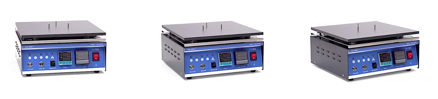 Нагревательный столик для сушки фоторезиста YS 450 SL купить