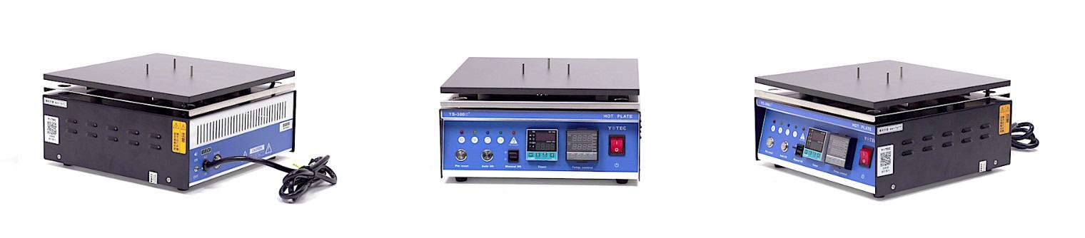 Нагревательный термостолик для сушки фоторезиста YS 300 SL купить