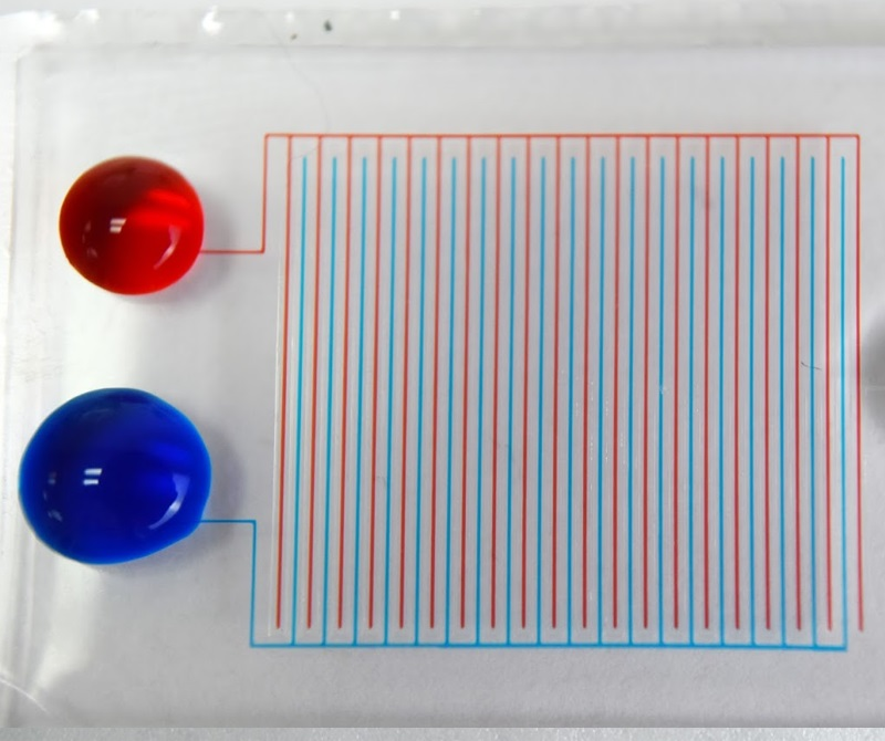 3d принтеры для микрофлюидики